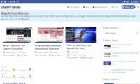 Blogging & Press Release